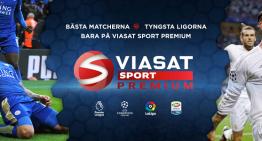 Nu lanseras Viasats nya sportkanaler i vårt utbud!