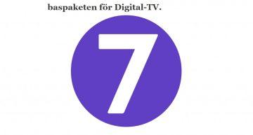 Sjuan blir en HD-kanal den 5 april