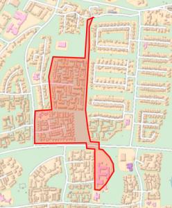Karta över Björsjö